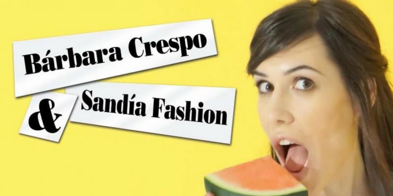 Bárbara Crespo y Fashion colaboran juntos