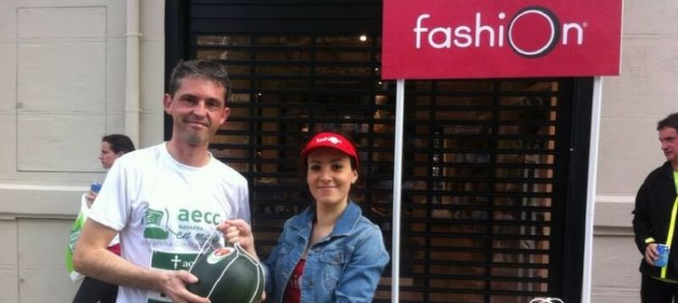 Grupo AGF apoya solidaridad